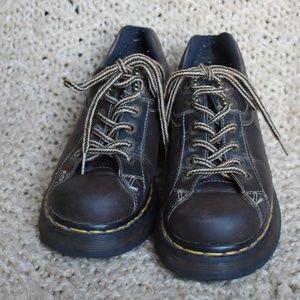 Dr. Martens industrial shoes